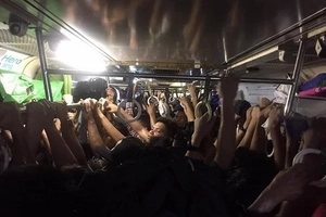 Mas malupit pa sa MRT! This netizen just had a death-defying experience inside the PNR