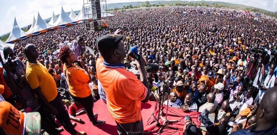 ODM hatches new plan to unseat Uhuru Kenyatta and DP Ruto