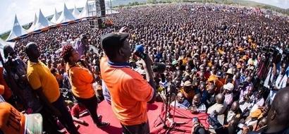 Raila Odinga's new plan to destroy UhuRuto in 2017