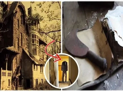 Boy was trying to solve a tragedy that his family faced years ago. The clues led him to an abandoned house, where the story took a new turn...