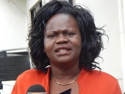 Jubilee MP hits Gladys Wanga on her breast during parliament chaos - CORD