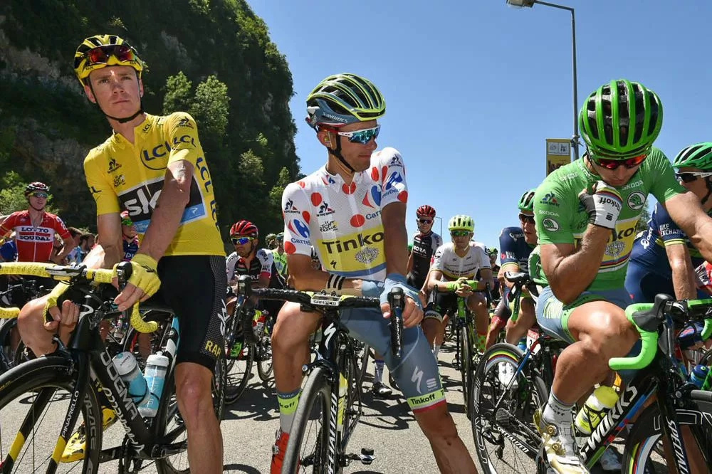 Sin modificaciones en la general del Tour de Francia