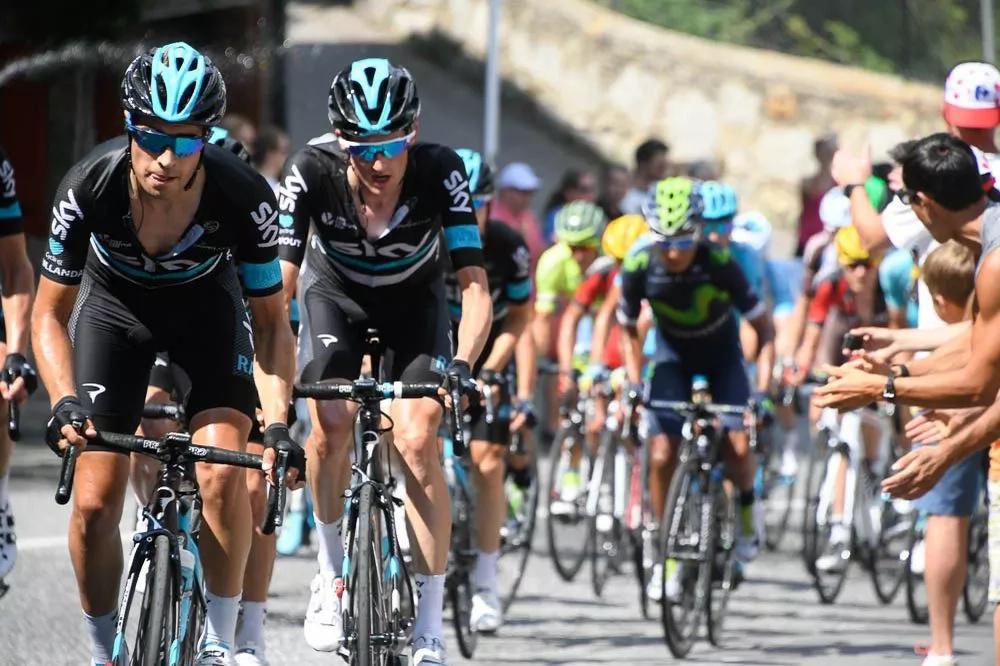 Nairo Quintana sigue firme en el Tour de Francia