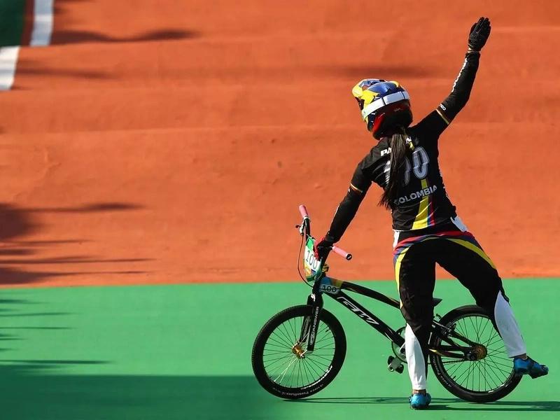 Mariana Pajón, ¡la mejor deportista colombiana de la historia!