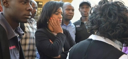 I cannot abandon Babu Owino in his hour of need - Esther Passaris