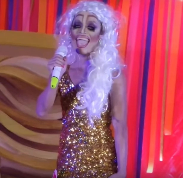 Miss Gay contestant made netizens laugh with hilarious impersonation of Regine Velasquez