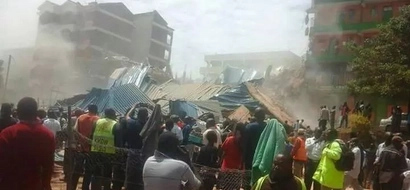 Death toll increases in Kisii building tragedy