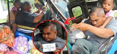 Bumangon sa pagkakadapa! This PWD was mercilessly beaten and robbed by several men, but his will to live for his family made him survive! Be inspired!