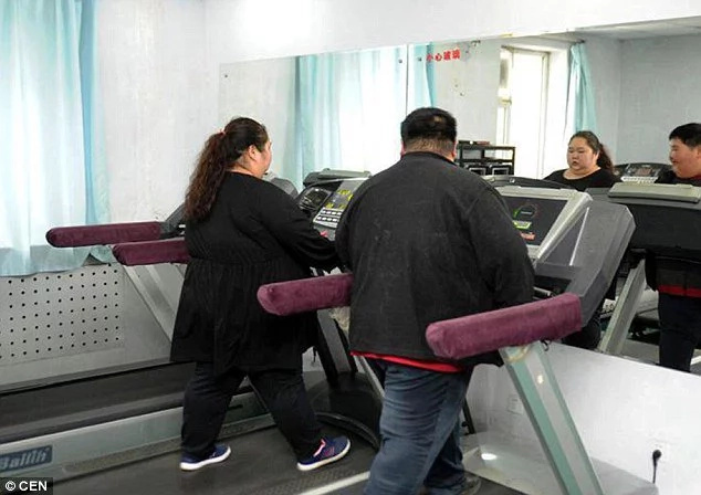 China's Heaviest Couple Losing Weight To Conceive Baby