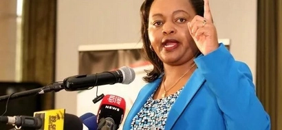 Anne Waiguru shelves bid to become Nairobi governor, goes for another county