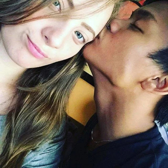 Young love for 'Buboy' Villar and soon-to-be American wife