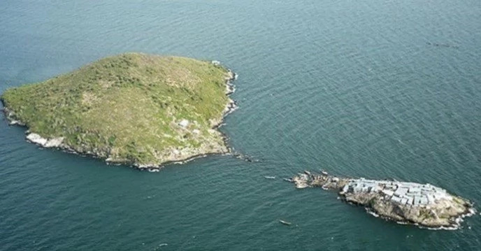 Kenya's tiny Migingo becomes most densely populated island in the WORLD (see photos)