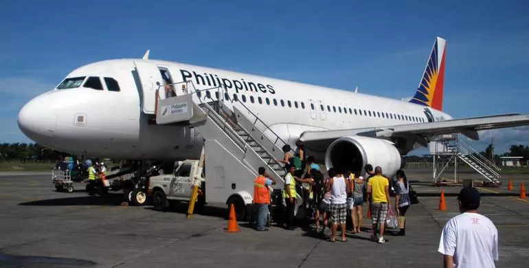 Filipina gives birth during PAL flight in Dubai
