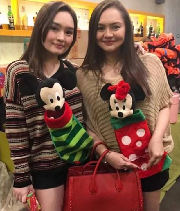 Angelika and Mika dela Cruz's show how much they love each other as sisters