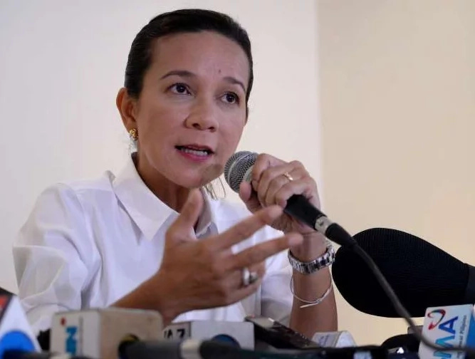 Grace Poe refuses to withdraw from presidential race