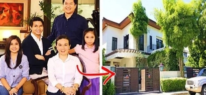 Pang-Doña ang tahanan! Senator Grace Poe's luxurious 3-story house in Quezon City wows netizens!