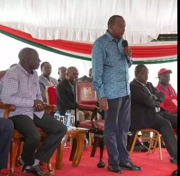 Kampeni ya JUBILEE katika ngome za ODM yakumbwa na HITILAFU