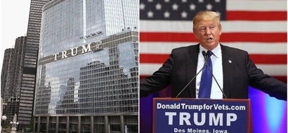 Trump is 7 times richer than Uhuru, this is what he owns (photos)