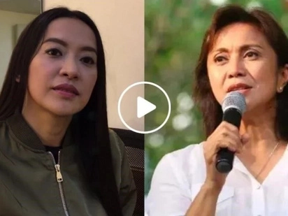 "Aalisin na? Mocha Uson Blog TV show to end after she bluntly cursed VP Leni Robredo, calling her ""tanga"" and ""bobo"" in front of a million viewers"