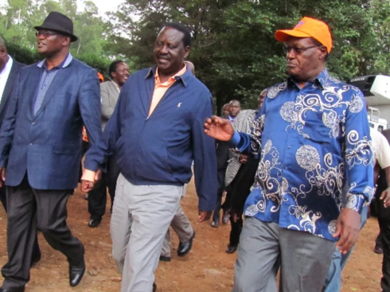 Kisii politician who dumped Jubilee for ODM, reverts back to Jubilee