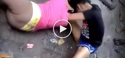 Chika minute! Filipina wives get into brutal fight after hearing nasty gossip about each other