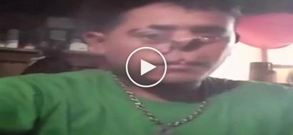 Napahanga ang mga netizens sa malupit na talento ng Pinoy na may kapansanan