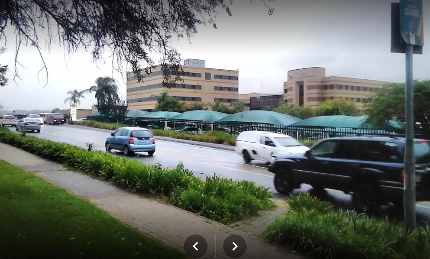 Mwai Kibaki admitted at the Netcare Sunninghill Hospital (photos)