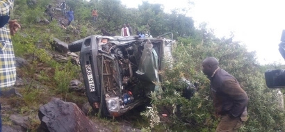 Three GSU officers dead, several others injured after road accident