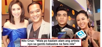 Below the belt na! Fans of Kisses Delavin & Marco Gallo bash concert promoter Nilo Diaz for giving international shows to Maymay Entrata