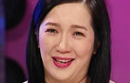 WATCH: Kris Aquino's epic stage fall