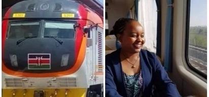 Uhuru Kenyatta na Anne Waiguru waabiri gari moja kuelekea Pwani
