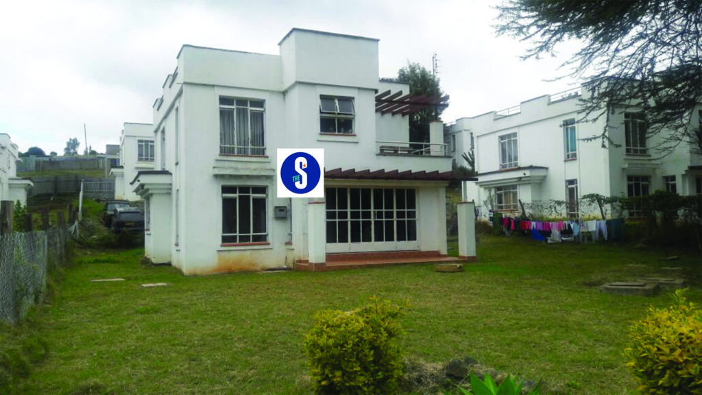 Forget your bedsitter, this is where Classic 105 Nick Odhiambo lives