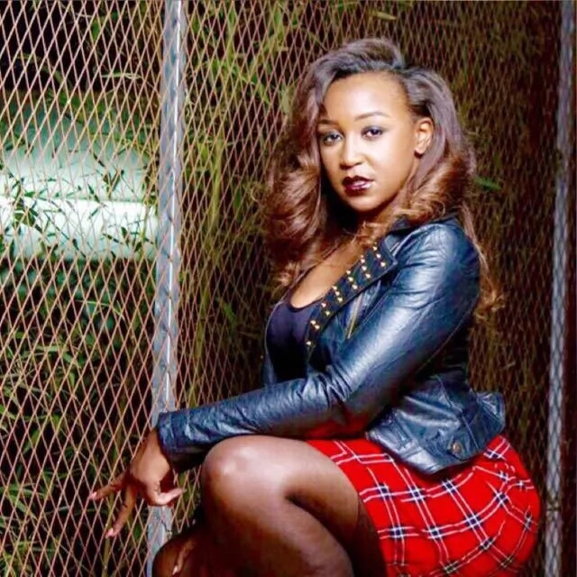 KTN Betty Kyallo has hit the gym and she looks flier than you have ever seen her