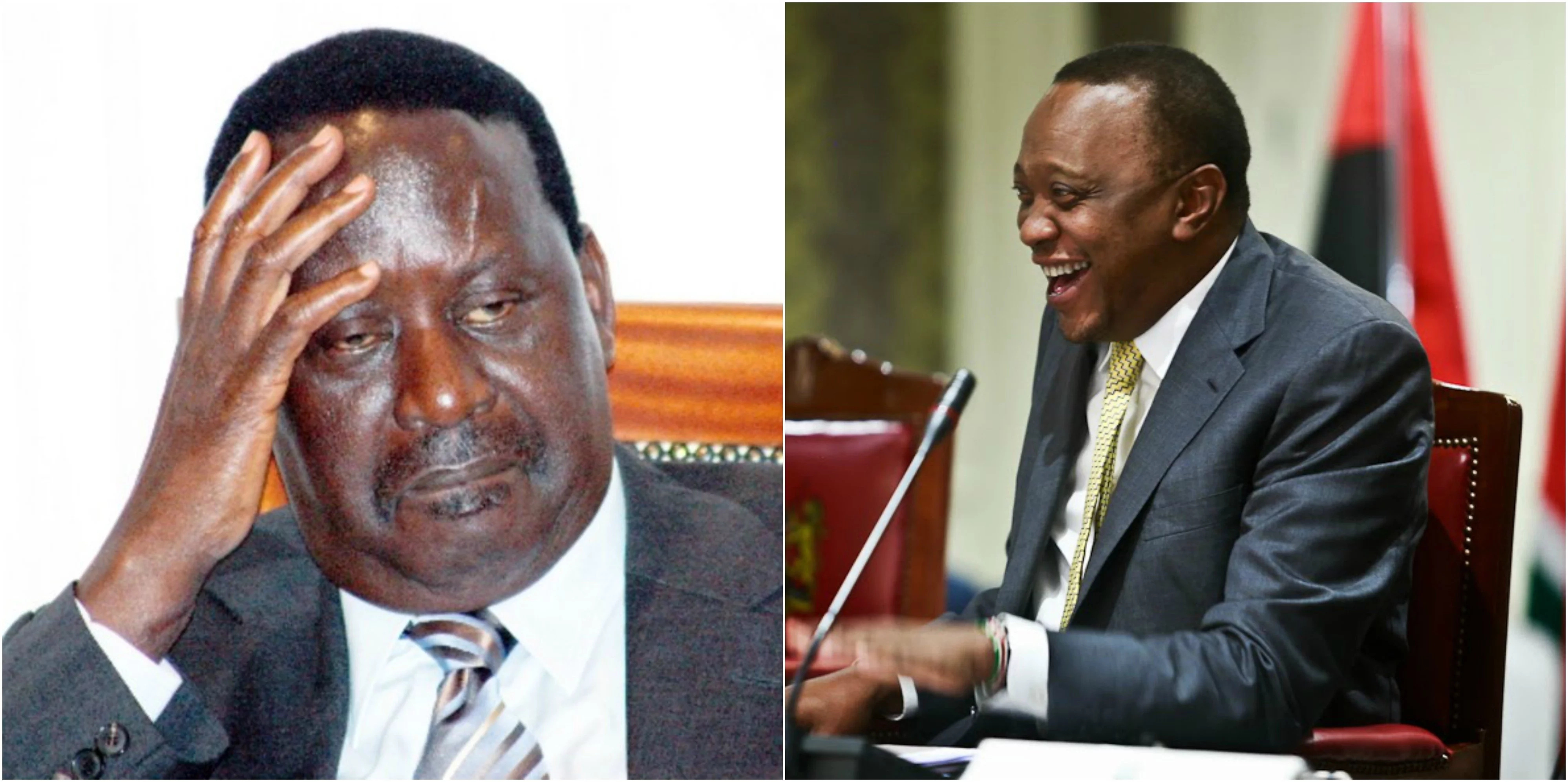 State House operative leads Kenyans in launching SAVAGE verbal attacks on Raila