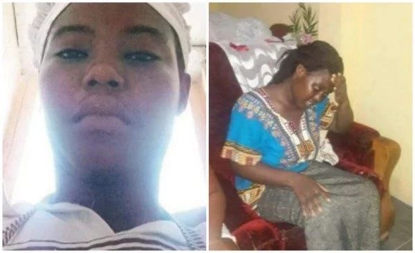 Cruel boss, 26, abuses female employee, rubs PEPPER in her face for 'working slowly' (photos)