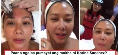 Pang-mayaman lang 'to! Korina Sanchez finally reveals how Vicki Belo made her face thinner without plastic surgery