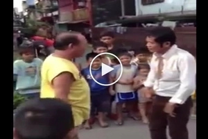 You can feel the heat in powerful act! Pinoy caught imitating FPJ in epic original 'Ang Probinsyano' scene