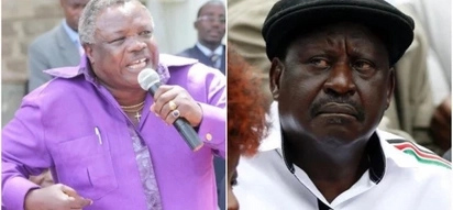 Francis Atwoli begs Raila to drop his swearing-in bid