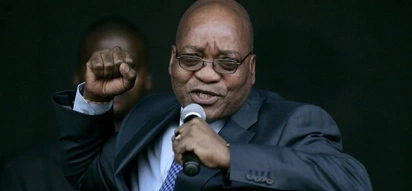 Jacob Zuma's supporters ask for donations to help them get to court