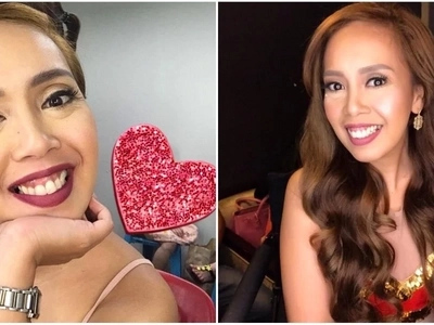 Ako muna lilipad! Kakai Bautista transforms into Darna in these stunning photos