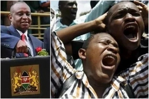 16 reactions that prove Kenyans are fed up with their country after the budget was read