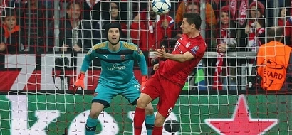 Arsenal Humiliated By Bayern Munich As Mourinho Grabs Win- Champions League Results