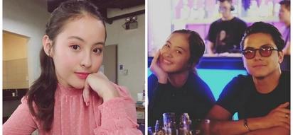 May sarili ring fans club! Meet Daniel Padilla's Gorgeous Half-Sister Magui Planas