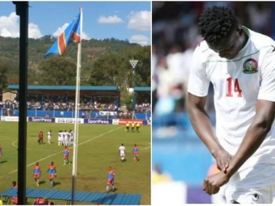 Harambee Stars beat DRC in explosive match