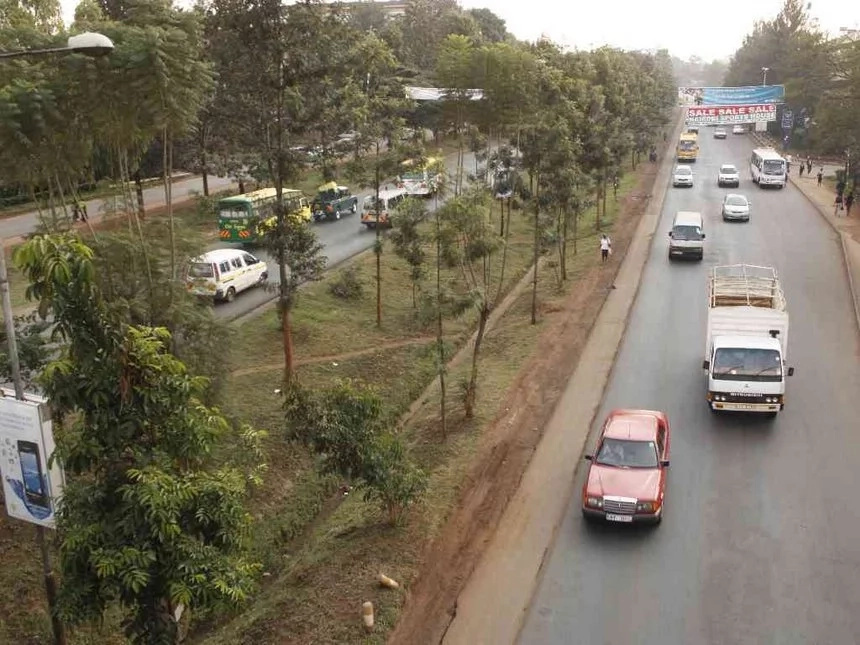 List of the most dangerous roads in Nairobi