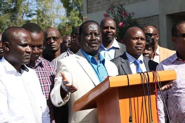 ODM gives clearest hint on who will be NASA flag-bearer