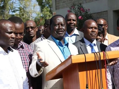 Kenyans can't wait to retire Raila Odinga from politics and this is why