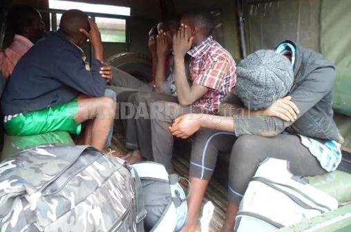 Hili ndilo jumba katikati mwa Nairobi ambamo vijana wadogo wanashukiwa kushiriki ngono na vileo