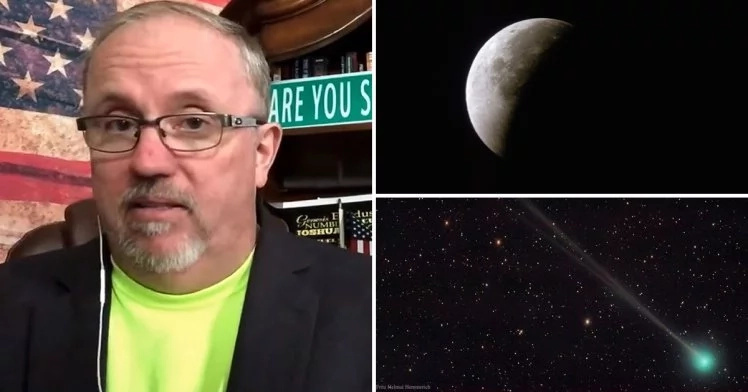 Make your peace with Jesus! 3 DOOMSDAY signs will be seen in sky on Friday, Christian pastor claims (photos, video)