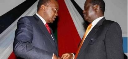 Uhuru sharti kuzungumza na Raila ili kuzuia maangamizi - Gavana wa Jubilee
